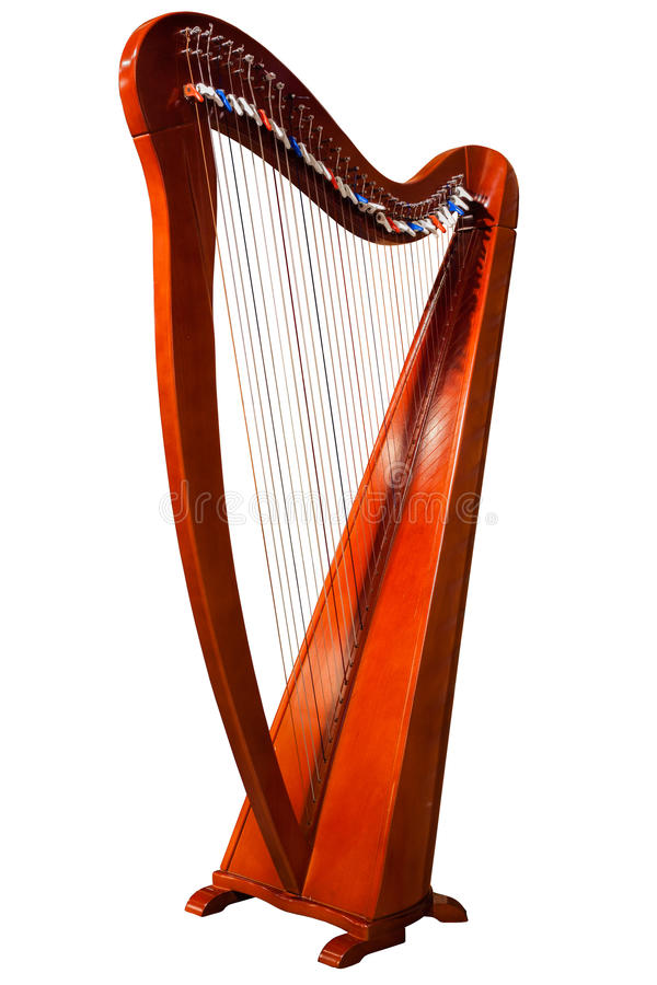 Download Harp stock photo. Image of entertainment, harp, classical - 34799380