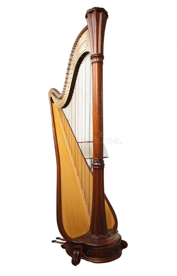 harpa royaltyfri foto