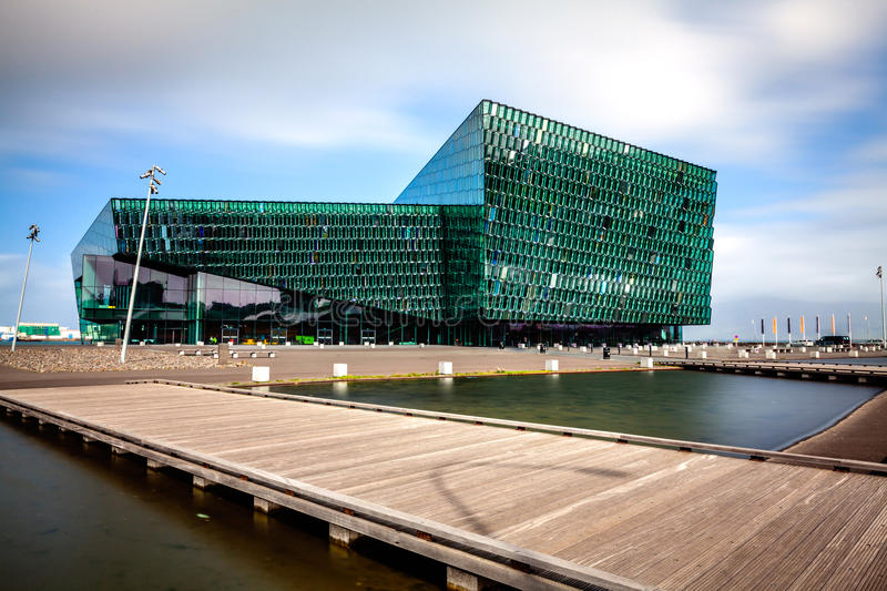 Download Harpa Concert Hall editorial image. Image of hall, nobody - 41875710