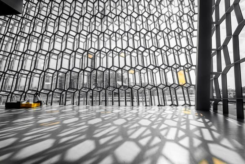 Download Harpa Interior Editorial Image - Image: 41465045