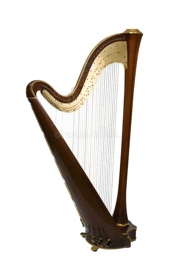 Harpe image stock