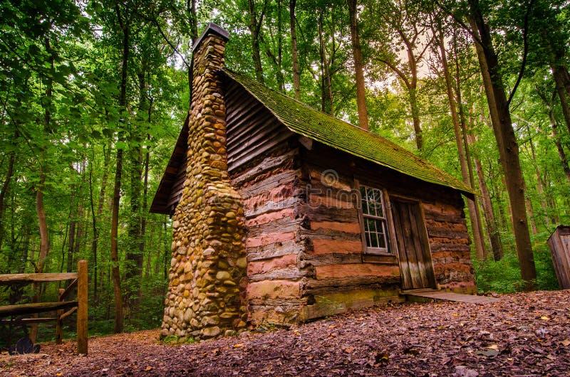 Harper Cabin immagine stock