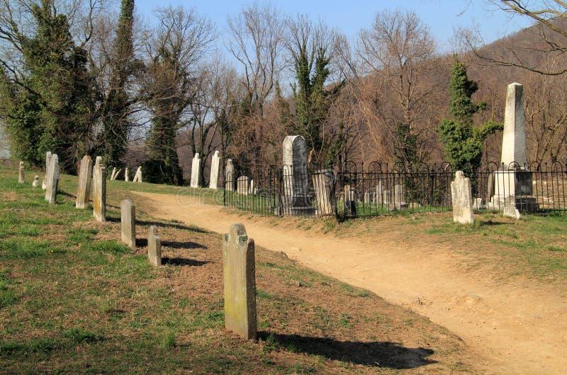 Harper Cemetery fotografía de archivo