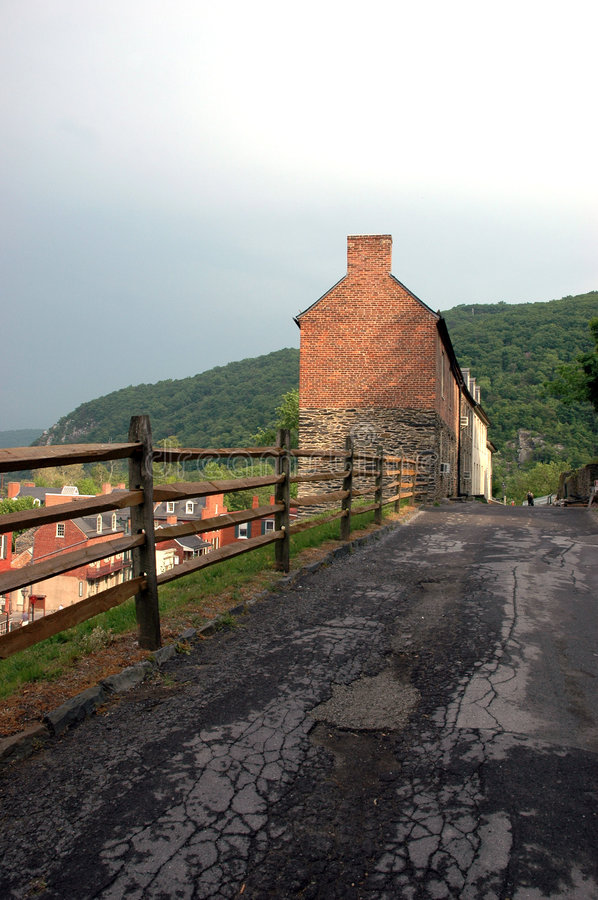 Harpers Ferry stock photo