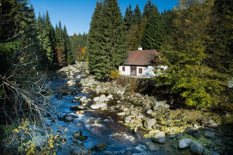 Harrachov - Tschechische Republik lizenzfreie stockfotografie