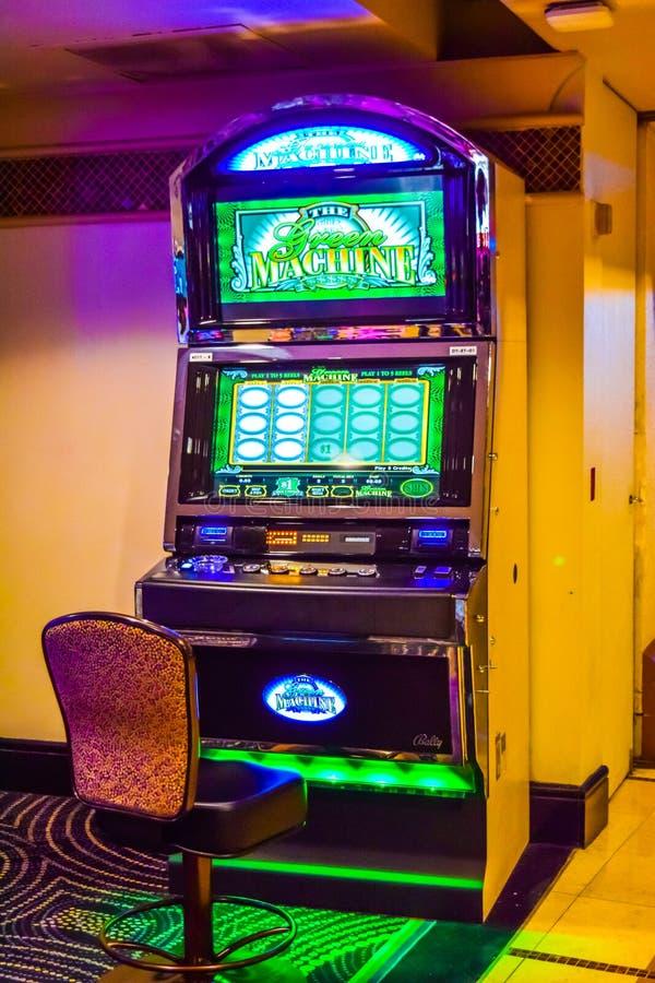 Harrah' hotel di s Las Vegas fotografie stock libere da diritti