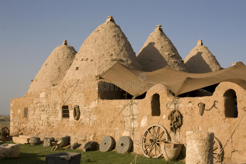 Download Harran, Conical Houses - Anatolia Stock Photo - Image: 16564898