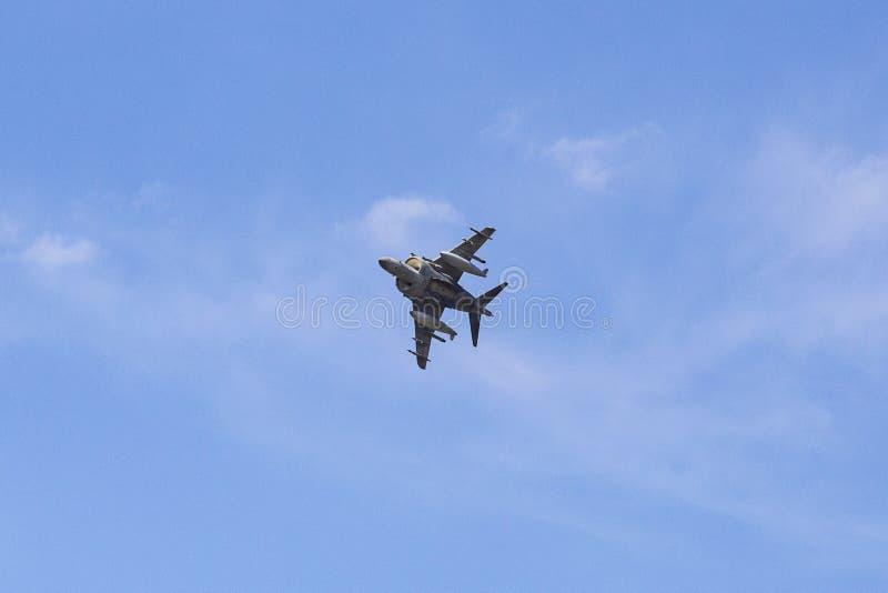 Harrier de McDonnell Douglas AV-8B II et x28 ; EAV-8B Matador II& x29 ; photo stock
