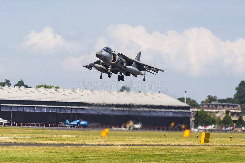 Harrier de McDonnell Douglas AV-8B II et x28 ; EAV-8B Matador II& x29 ; images stock