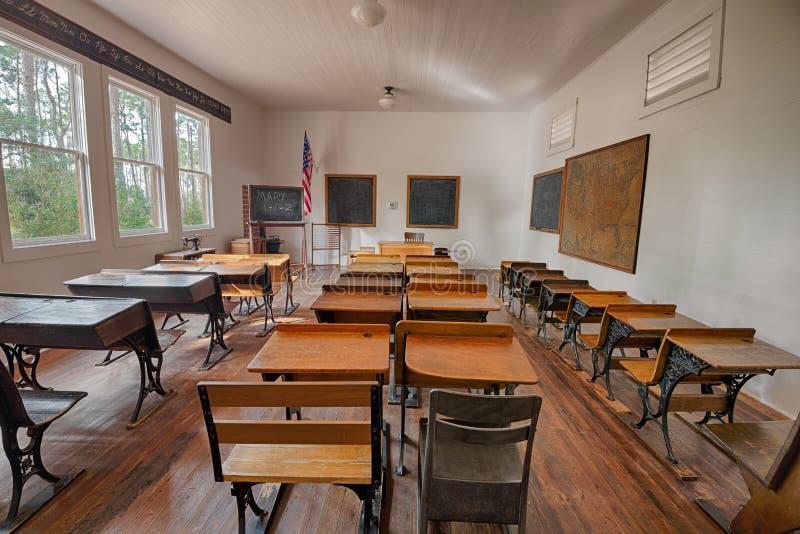 Harris szkoła w Pinellas okręgu administracyjnego dziedzictwa wiosce zdjęcia royalty free