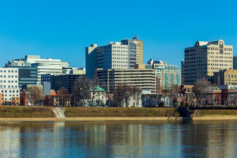 Harrisburg PA royaltyfri bild