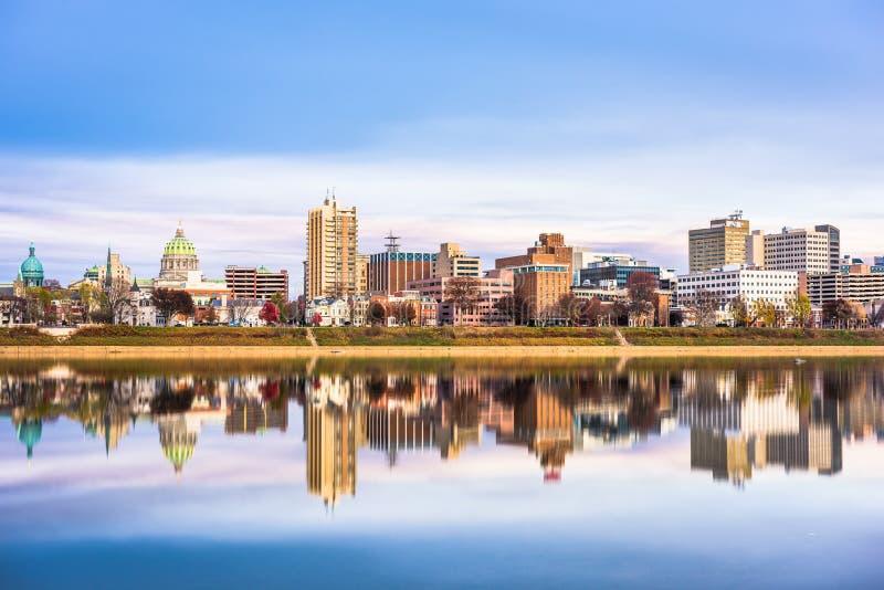 Harrisburg, Pensilvânia, EUA foto de stock