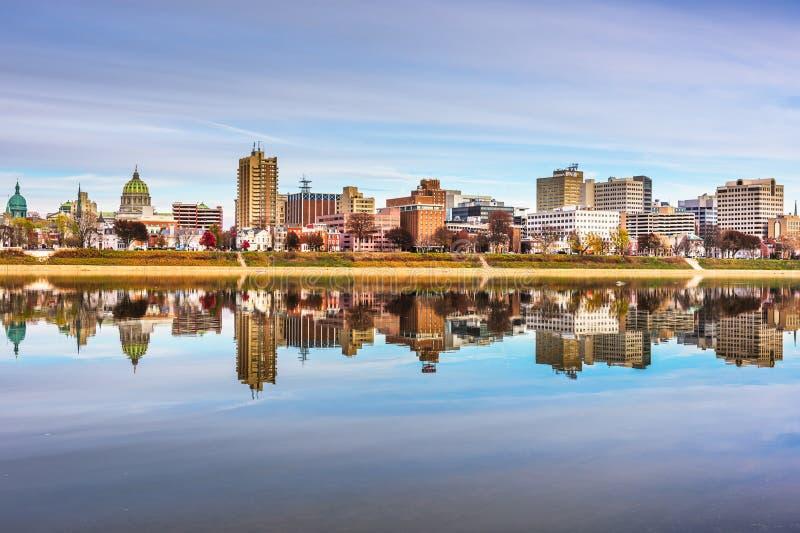 Harrisburg, Pensilv?nia, EUA foto de stock royalty free