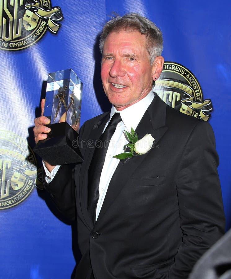 Harrison Ford image libre de droits