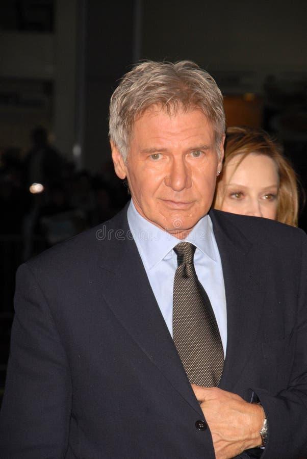 Harrison Ford fotos de archivo libres de regalías