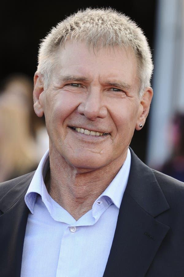 Harrison Ford foto de archivo libre de regalías