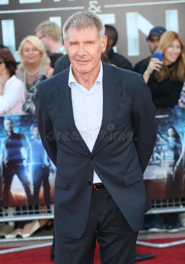 Download Harrison Ford editorial photo. Image of harrison, cowboys - 26042811