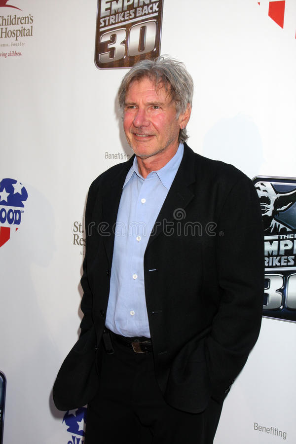 Harrison Ford fotos de stock royalty free