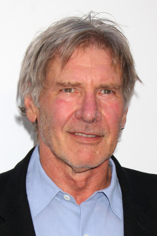 Harrison Ford obrazy royalty free