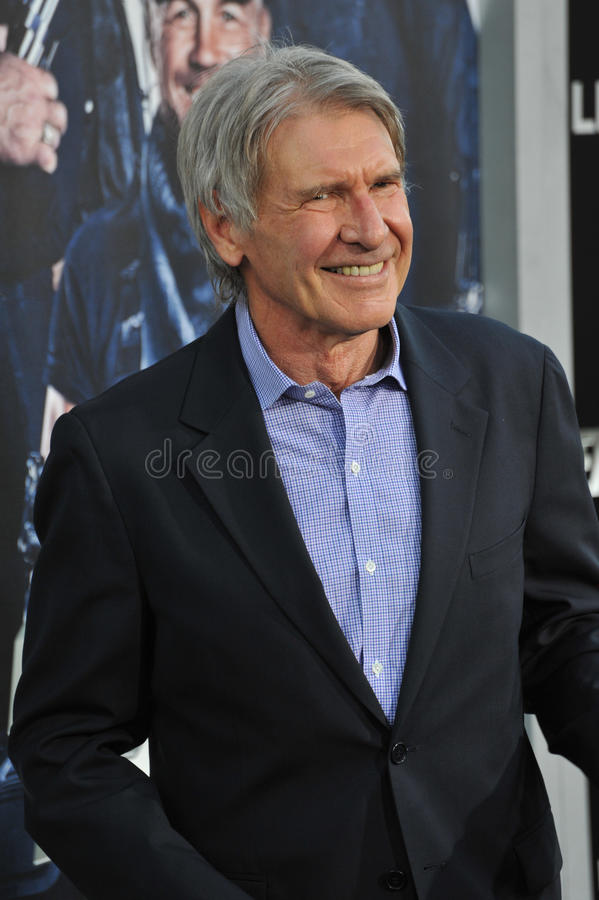 Harrison Ford image stock