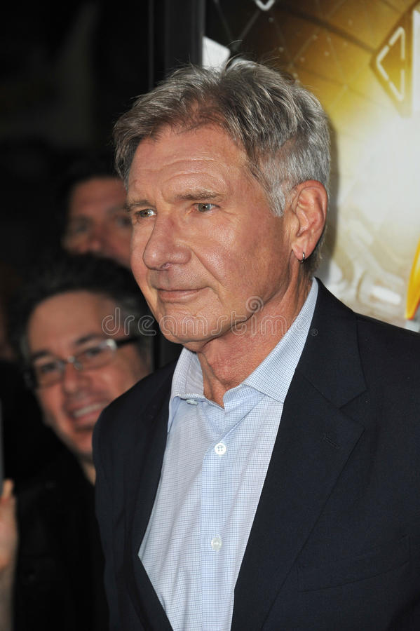 Harrison Ford imagens de stock royalty free
