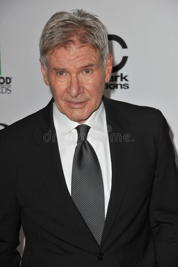 Harrison Ford photo stock