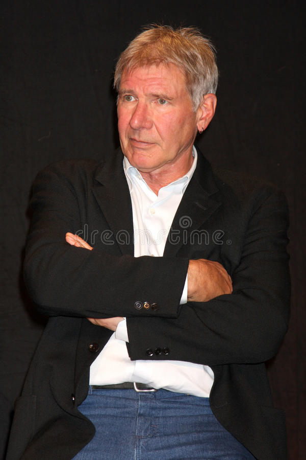 Harrison Ford, Eagles fotos de stock royalty free