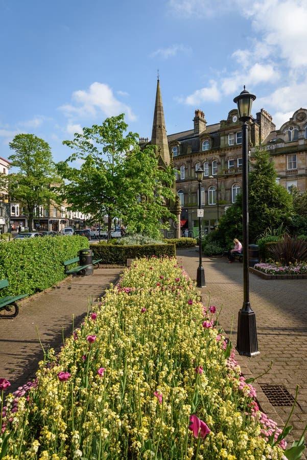 Harrogate West Yorkshire Regno Unito fotografia stock libera da diritti