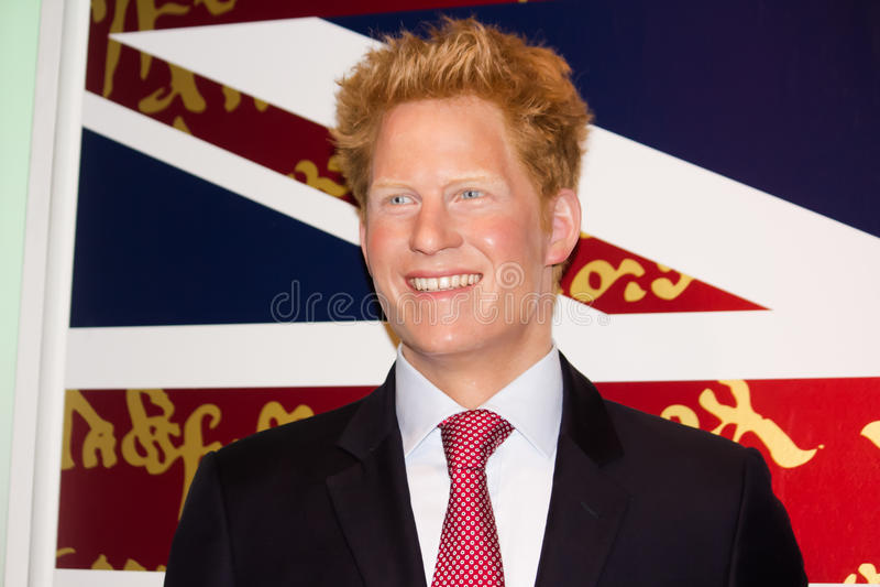 harry принц стоковое фото