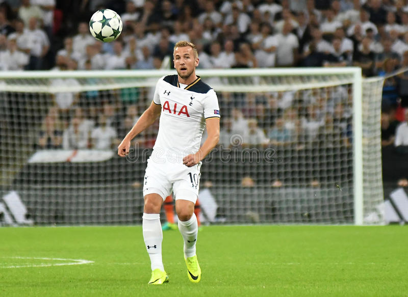 Harry Kane photos libres de droits