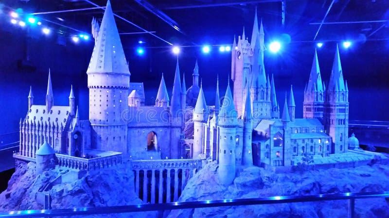 Harry Poter Warner Bros Pracowniana wycieczka turysyczna obraz stock