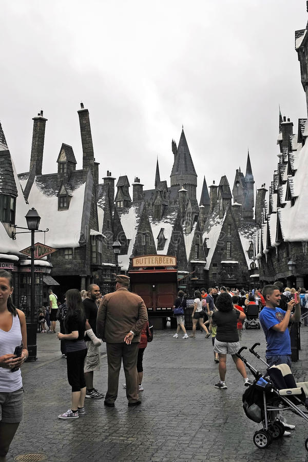 Download Harry Potter In The Universal Studios Editorial Photo - Image: 28594731