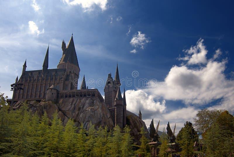 Harry Potter wizarding的世界 库存图片