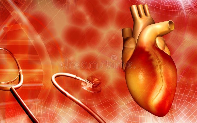 Hart vector illustratie