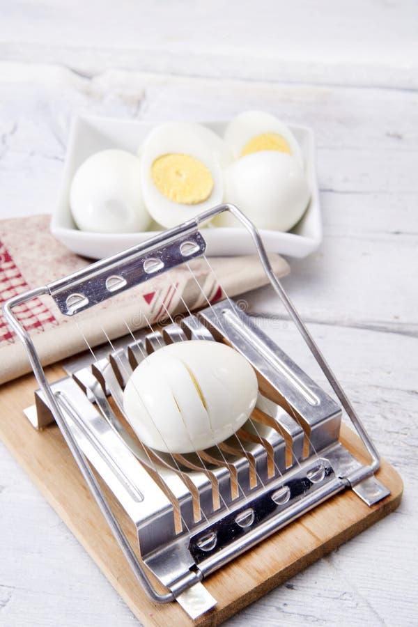 Download Hart gesottes Ei stockbild. Bild von protein, organisch - 27734509