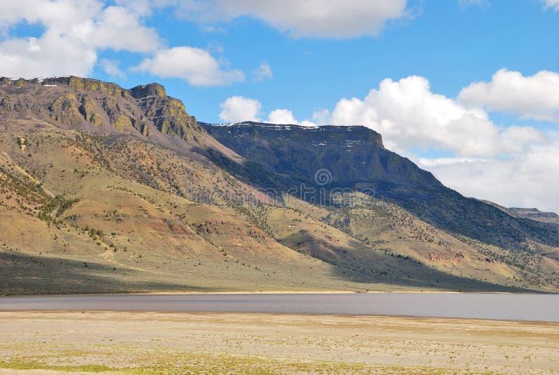 Hart Mountain. National Antelope Refuge near Lakeview Oregon stock photo
