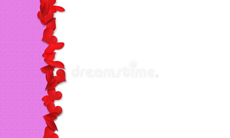 Hart-vormige decoratie royalty-vrije stock fotografie