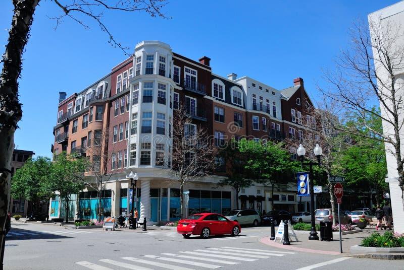 Hartford occidental le Connecticut photographie stock libre de droits