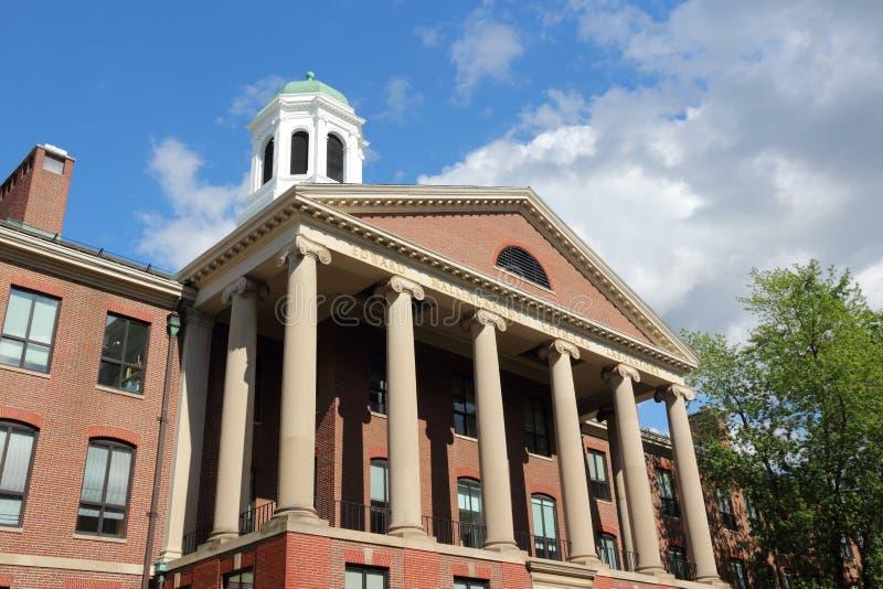 Harvard foto de archivo