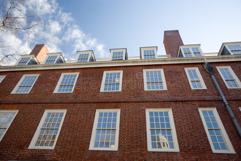 Harvard photo stock
