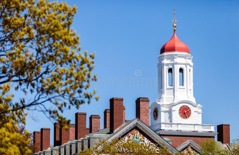 Harvard Dunster dom zdjęcia stock