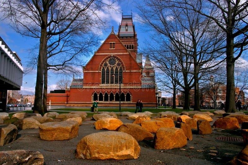 Download Harvard Square, USA stock photo. Image of harvard, campus - 1154294