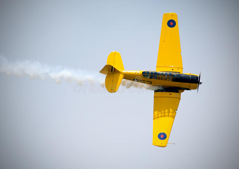 Download Harvard Trainer Aircraft editorial photo. Image of trainer - 15727851
