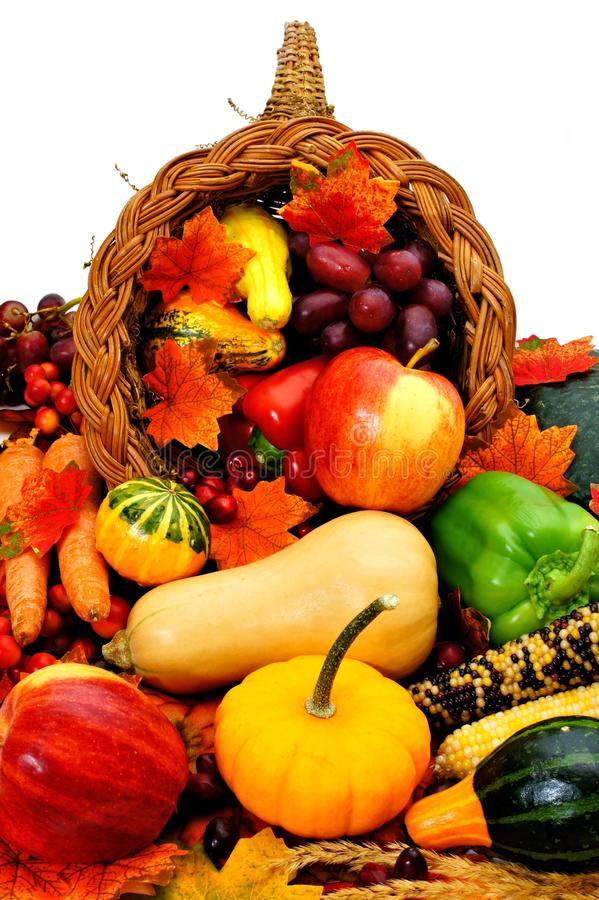 Download Harvest cornucopia stock image. Image of plenty, dried - 34202935