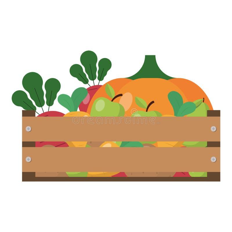 Harvest vector illustration
