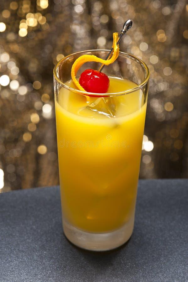 Free Harvey Wallbanger Cocktail Royalty Free Stock Photos - 22143368