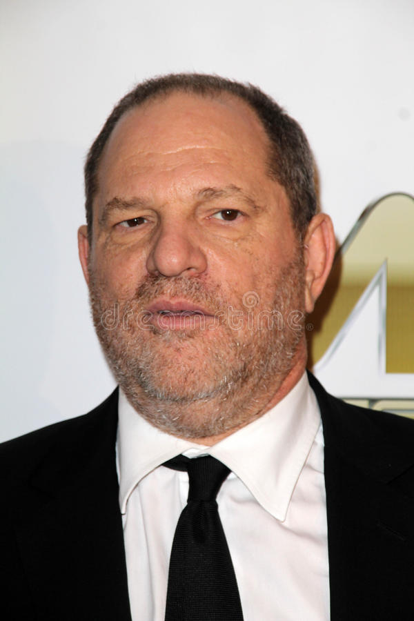 Harvey Weinstein fotos de stock royalty free