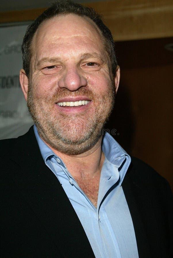 Harvey Weinstein fotografia de stock royalty free