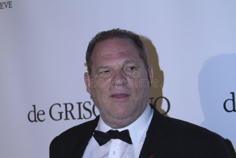 Harvey Weinstein στοκ εικόνα με δικαίωμα ελεύθερης χρήσης
