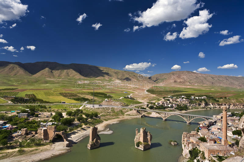 Download Hasankeyf stock image. Image of structure, ruins, ruined - 22931683